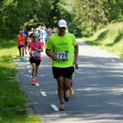 35. jooks ümber Pühajärve - Erki Vall (779)