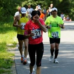 35. jooks ümber Pühajärve