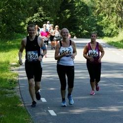 35. jooks ümber Pühajärve - Marko Gorban (236), Sirli Kalbus (366), Pille Lomp (465)