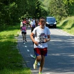 35. jooks ümber Pühajärve - Rainer Randoja (578)
