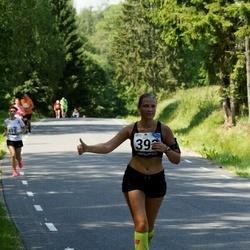 35. jooks ümber Pühajärve - Riho Kirsipuu (398)