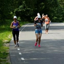 35. jooks ümber Pühajärve - Merike Riis (594)