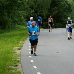 35. jooks ümber Pühajärve - Valdeko Alliksaar (741)