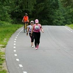 35. jooks ümber Pühajärve - Tatjana Jermakova (353)