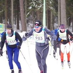 42. Tartu Maraton - Arne Opdahl (983), Argo Olesk (2338)
