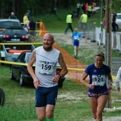 Pärnumaa Võidupüha maraton - Siiri Pilt (121), Maik Tukk (159)