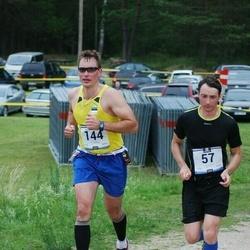 Pärnumaa Võidupüha maraton - Reigo Karula (57), Silver Soosaar (144)