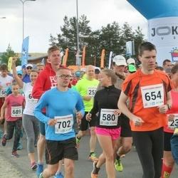 IV Rapla Selveri Suurjooks - Kassandra Kütt (580), Andre Lomaka (654), Jaanus Järvela (702)