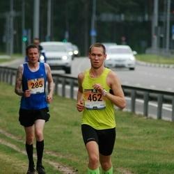 Pärnumaa Võidupüha maraton - Jani Koskinen (285), Risto Ülem (462)