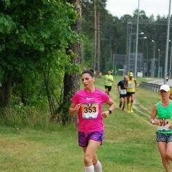 Pärnumaa Võidupüha maraton - Kristiina Nurk (353)