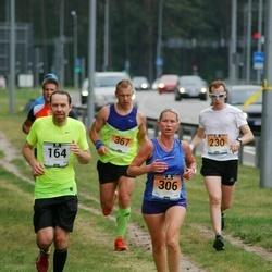 Pärnumaa Võidupüha maraton - Sven Veedla (164), Erkki Haljastamm (230), Kristi Lasn (306), Margus Parts (367)