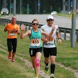 Pärnumaa Võidupüha maraton - Dagmar Vlassov (455)