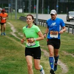 Pärnumaa Võidupüha maraton - Meelika Muiso (340), Ahti Raba (388)