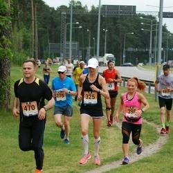 Pärnumaa Võidupüha maraton - Kristel Luur (325), Monika Riivald (396), Imre Taveter (470)