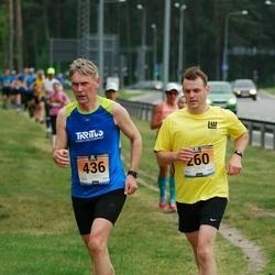 Pärnumaa Võidupüha maraton - Tõnis Kalmu (260), Rein Toodu (436)