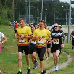 Pärnumaa Võidupüha maraton - Madis Kuuskmann (293), Andres Lilleste (320), Marko Piirlaid (374)