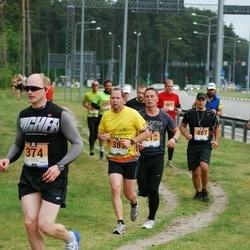 Pärnumaa Võidupüha maraton - Marko Piirlaid (374), Martin Pütsep (387), Martin Lulla (487)