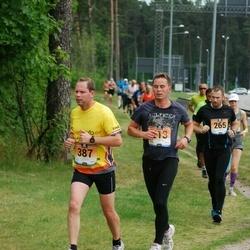 Pärnumaa Võidupüha maraton - Andres Kase (265), Martin Pütsep (387)