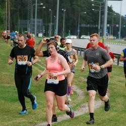 Pärnumaa Võidupüha maraton - Andres Kase (265), Beth Likins-Smith (316)