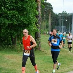 Pärnumaa Võidupüha maraton - Margus Sepp (409), Janis Pahk (484)