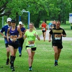 Pärnumaa Võidupüha maraton - Kadri Leesment (310), Maarja Pütsep (386), Terjo Tirel (435)