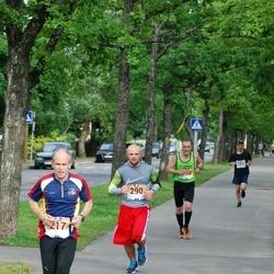 Pärnumaa Võidupüha maraton - Sander Blehner (217), Anre Kuldja (290)