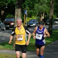 Pärnumaa Võidupüha maraton - Siim Kambek (54), Kalle Liebert (315)