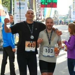 Pärnumaa Võidupüha maraton - Tõnu Mändma (103), Algis Vaidila (443)