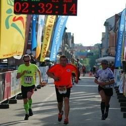 Pärnumaa Võidupüha maraton - Evar Ojasaar (111), Arne Kuum (488)