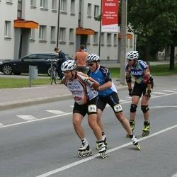Pärnu Rulluisumaraton - Olev Kroon (94), Lembit Saart (96)