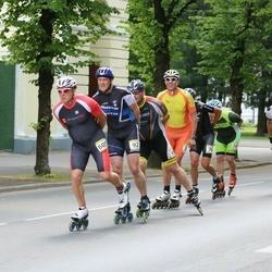 Pärnu Rulluisumaraton - Juris Pencis (92), Andris Krauja (605)