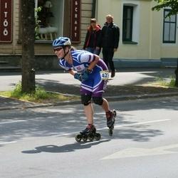 Pärnu Rulluisumaraton - Olga Belova (421)