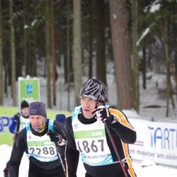 42. Tartu Maraton - Andras Kaasik (1867)