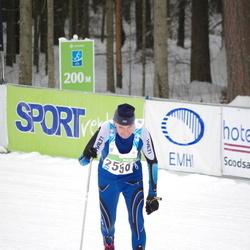 42. Tartu Maraton - Christian Bergman (2556)
