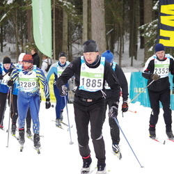 42. Tartu Maraton - Andres Kokk (1885), Aimar Liiver (2289), Üllar Kustala (2352)