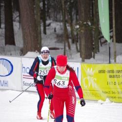 42. Tartu Maraton - Anastasia Ganzhinova (563)