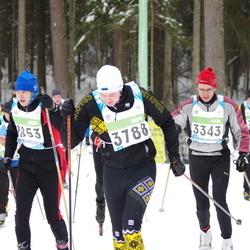 42. Tartu Maraton - Artur Rauk (378), Kristjan Tõnisson (3343)