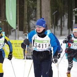 42. Tartu Maraton - Anatoly Alferov (2001), Hendrik Nigul (3411)
