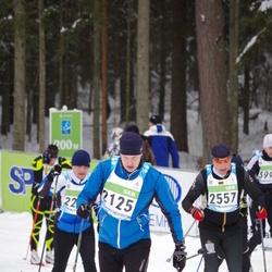 42. Tartu Maraton - Agu Vilu (2125), Lutz Storch (2557)