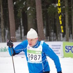 42. Tartu Maraton - Ago Bachmann (3987)