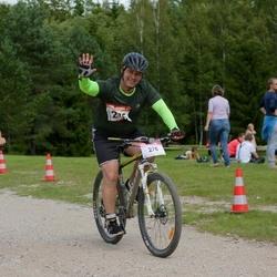 RMK Kõrvemaa Triatlon - Ermo Veelain (230), Aron Jaanis (276)