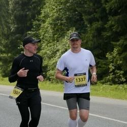 Südasuve Maraton - Mirko Adari (1300), Sander Tammesoo (1337)