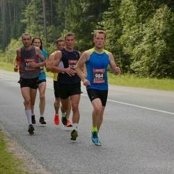 Südasuve Maraton - Jaanus Mäe (984)