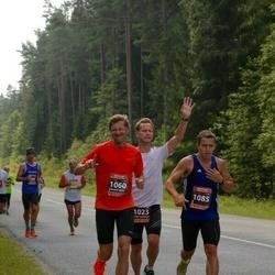Südasuve Maraton - Priit Roosnupp (1023), Indrek Tikva (1060), Andre Abner (1085)