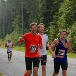Südasuve Maraton - Indrek Tikva (1060), Andre Abner (1085)