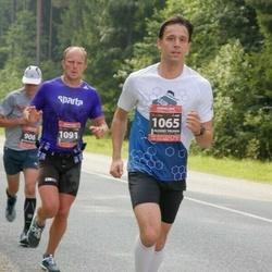 Südasuve Maraton - Aleksei Trunin (1065), Aivar Juhandi (1091)
