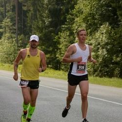 Südasuve Maraton - Kristo Kaljuvee (938), Indrek Edasi (1088)