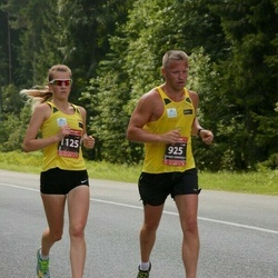 Südasuve Maraton - Ando Hermsalu (925), Kairi Schmidt (1125)