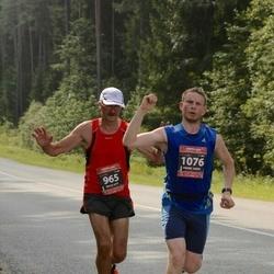 Südasuve Maraton - Kalle Lett (965), Endre Varik (1076)