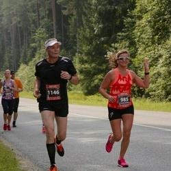 Südasuve Maraton - Mare Mändla (985), Arthur Kuusk (1146)